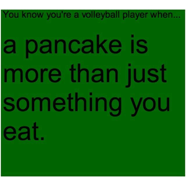 Image result for you know you're a volleyball player when quotes