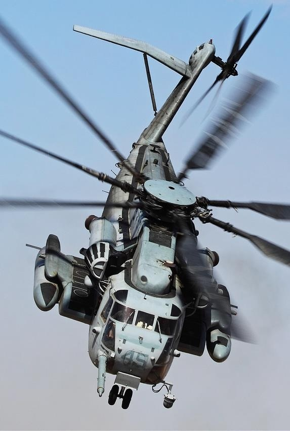 Helicopters are wicked awesome.