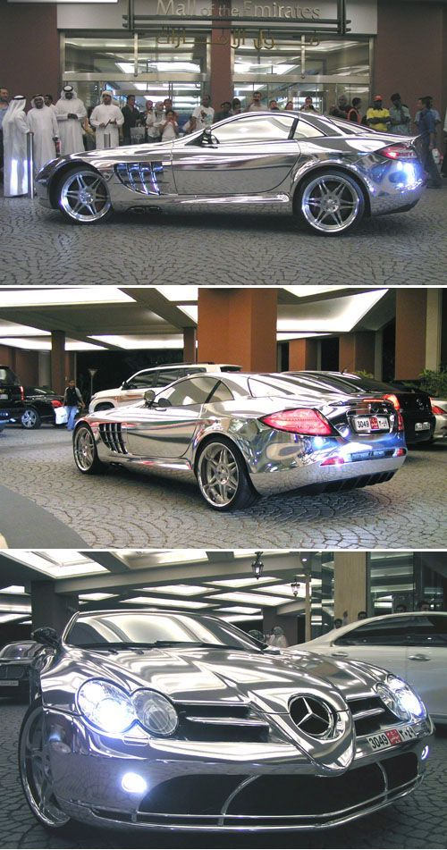 White Gold Mercedes Benz....lady boner in 3...2...1...  had to pin it,dont know where