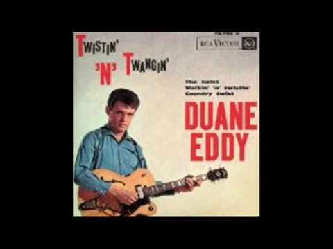 Duane Eddy - Sioux City Sue - YouTube