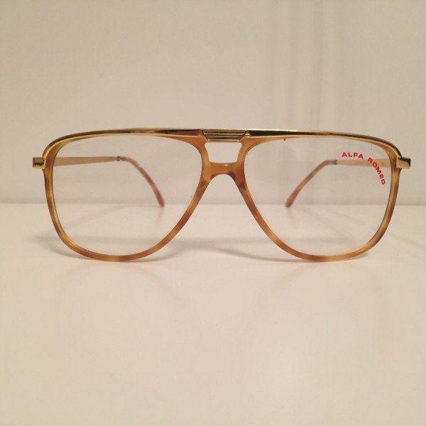 #AlfaRomeo #Vintage #Glasses  #Vintagestyle #fashion