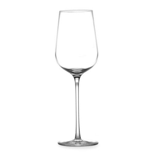 Monique Lhuillier for Royal Doulton Joie 20-Ounce Wine Glass by Royal Doulton. $32.95. Crafted of fine crystal. 20-ounce wine glass from eclectic Joie barware collection. Series inspired by American designer Monique Lhuillier?s couture wedding and evening gowns. Dishwasher-safe. Slender, statuesque round stem holds tall, full-bellied bowl. Amazon.com                In an especially lovely collaboration, Royal Doulton and American dress designer Monique Lhuillier have created...