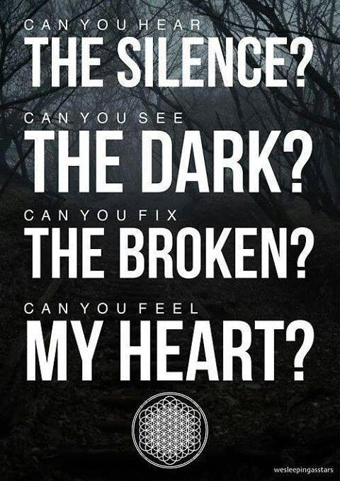 79 best images about Bring me the horizon ! on Pinterest ... Oliver Sykes Can You Feel My Heart