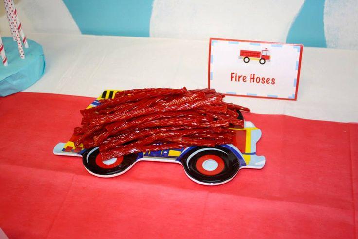 25 Beste Idee 235 N Over Brandweerman Feestje Op Pinterest