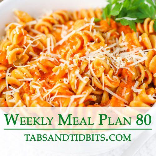 Wöchentlicher vegetarischer Speiseplan voller leckerer und leicht zuzubereitender Abendessen!   – Parmesan roasted potatoes