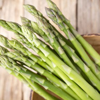Rezept Spargel-Risotto: grüner Spargel