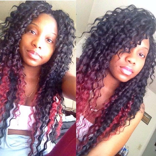 Crochet Braids Freetress : Search Results for ?Crochet Braids With Freetress Deep Twist ...