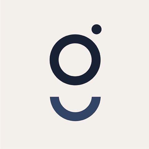 G #36daysoftype #36days_g #geometric #typography #design by kristinestenersen