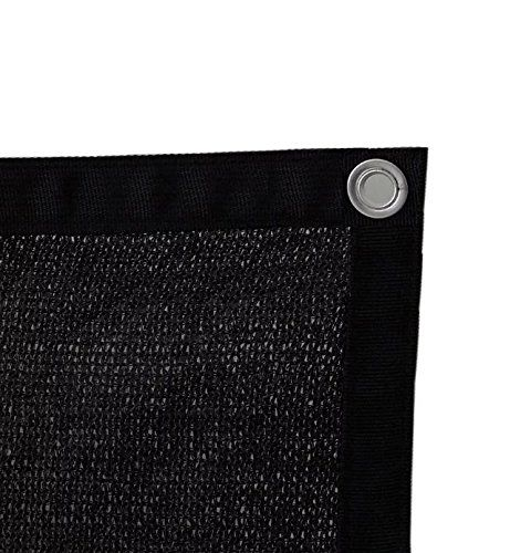 Shatex 90% Black 12x16ft New Design Sun Shade Privacy Panel with Grommets -UV Resistant fabric for patio/pergola/RV awning   https://huntinggearsuperstore.com/product/shatex-90-black-12x16ft-new-design-sun-shade-privacy-panel-with-grommets-uv-resistant-fabric-for-patiopergolarv-awning/