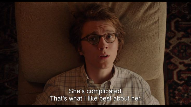 Ruby Sparks quote. I love you.