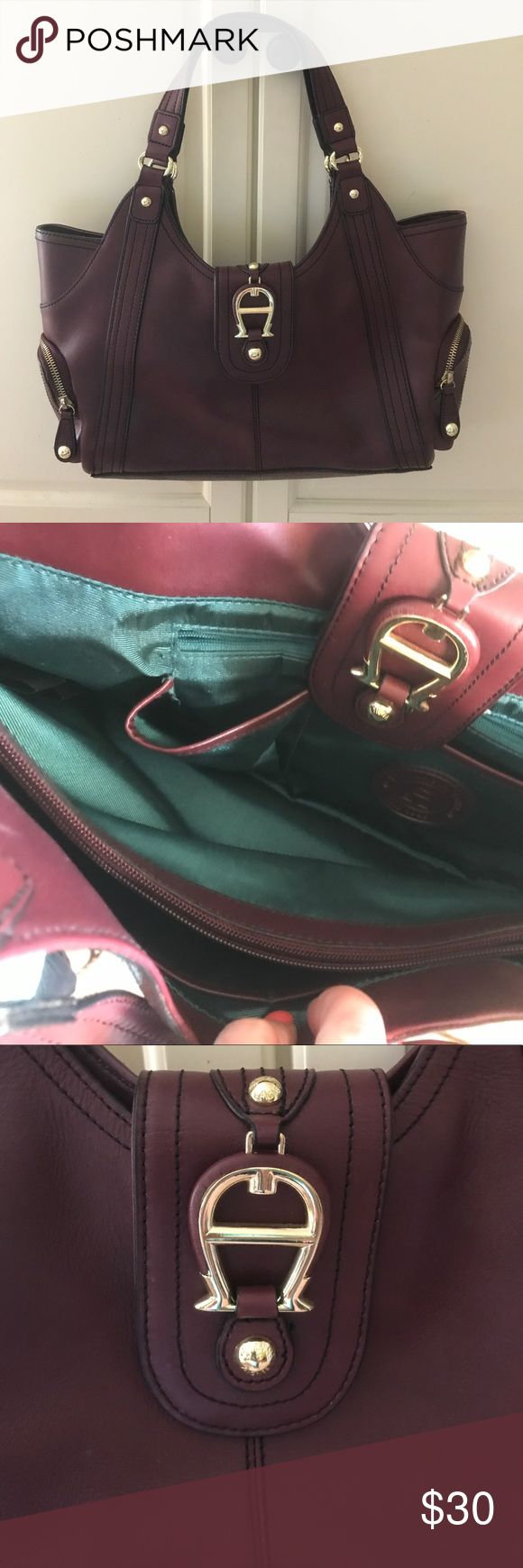 Aigner handbag Etienne Aigner handbag Etienne Aigner Bags Satchels