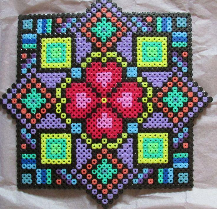 pixel bead art 2