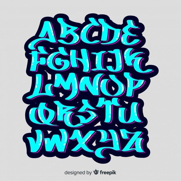 Download Graffiti Alphabet For Free Graffiti Lettering Fonts Lettering Alphabet Fonts Graffiti Lettering