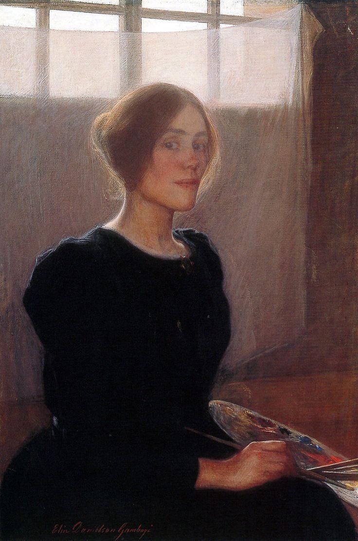 Danielson-Gambogi, Elin Kleopatra (1861-1919)