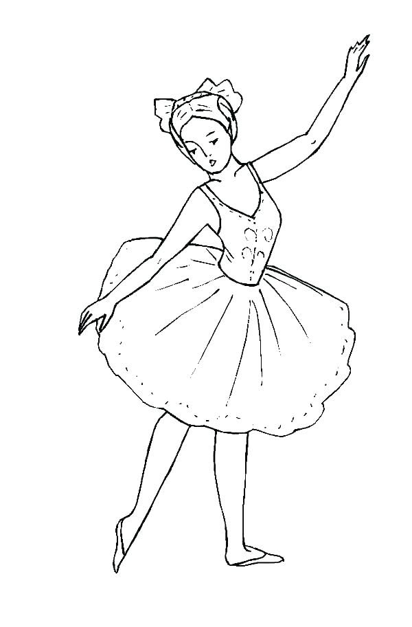 Grab Your Fresh Coloring Pages Ballerina Free Https Gethighit Com Fresh Coloring Page Dance Coloring Pages Coloring Pages For Girls Princess Coloring Pages