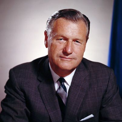 1958: Nelson Rockefeller is elected Governor of New York.