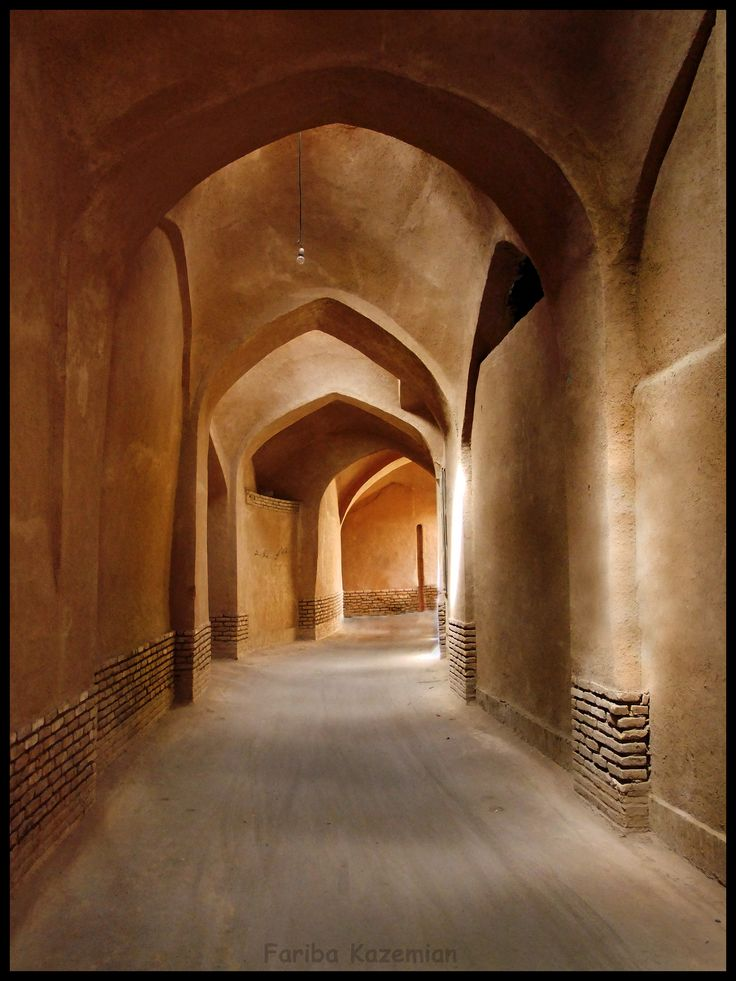 Old Streets of Yazd