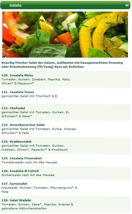 Frische Salate vom Lieferservice Stralsund einfach Online bestellen und bringen lassen. Wer im Moment keinen Appetit auf Pizza, Pasta, Schnitzel oder Gyros hat, der sollte sich die Salat Spezialitäten vom Pizza Avanti Lieferservice Stralsund anschauen. http://pizzastralsund.wordpress.com/2012/09/05/immer-frisch-immer-lecker-die-salate-vom-pizza-avanti-lieferservice-stralsund/