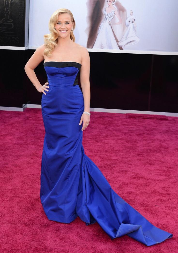 FOTO Resse Witherspoon en @Louis Vuitton Official #Oscar 2013