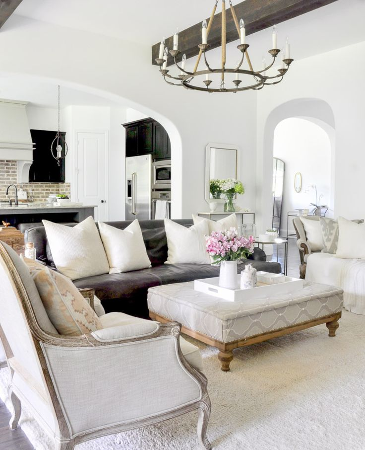 Our Favorite Pinterest Profiles For Decorating Ideas: 25+ Best White Living Rooms Ideas On Pinterest
