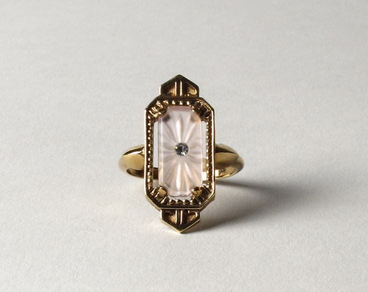 beautiful, vintage ring