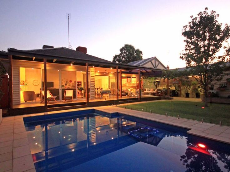 ACE Family Holiday Accommodation Echuca.  www.echucaholidayhouse.com.au  Book direct to Chelsie on 0438375938