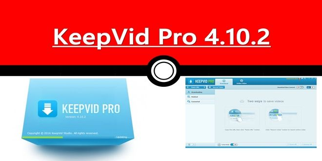 KeepVid Pro 4.10.2 Patch is a great program to download recordings from an extensive number of specific destinations that contain YouTube, Dailymotion.