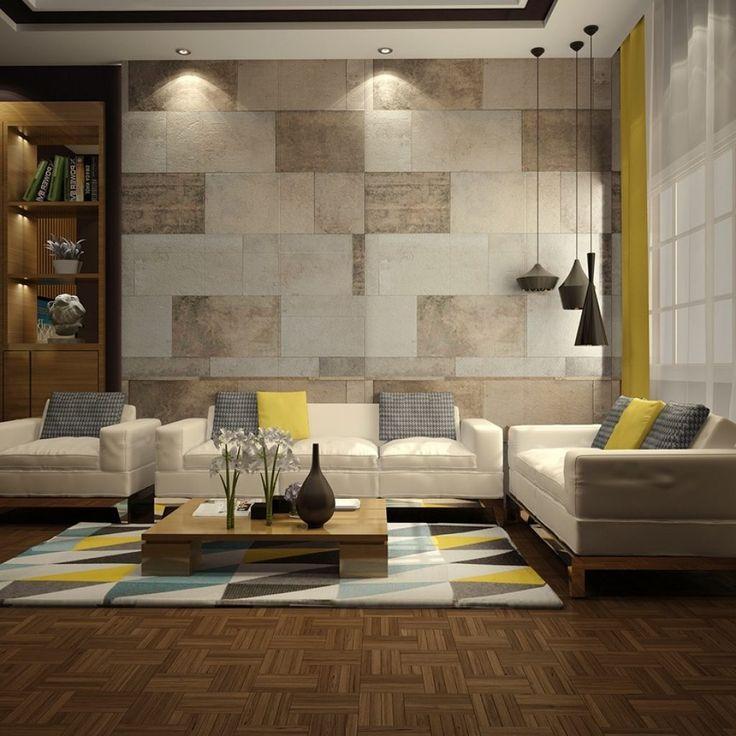 Interior Design For Living Room Walls