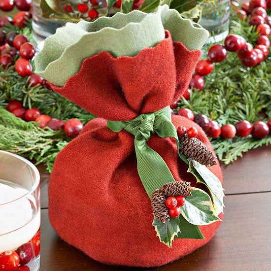 Winter Wool Goody Bags