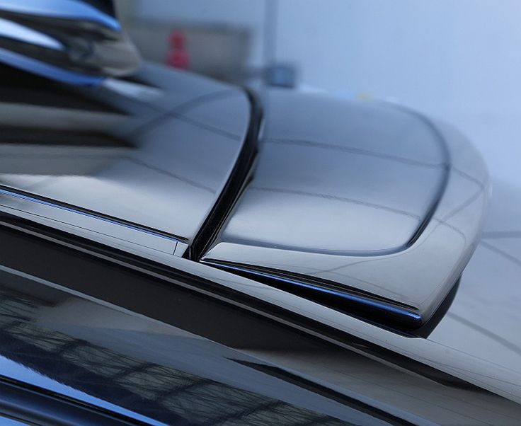 3D Design | Paintable roof spoiler | for all F16 X6 and F86 X6M | models | BMW & Mini | MStyle | Styling & Performance