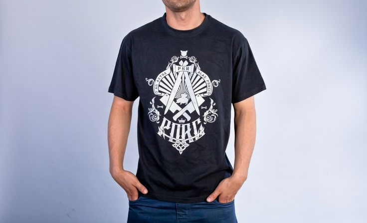 """""""Pig Latin"""" T-Shirt"""