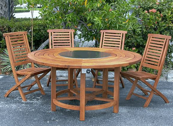 korean bbq grill table   woodworking projects amp plans