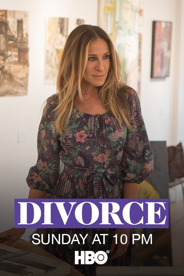 Frances is back. Season 2 of Divorce premieres Sunday at 10PM on HBO.