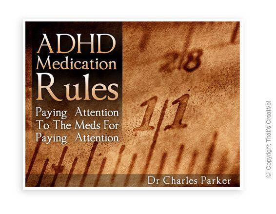ADHD Ecover Design  (Ebook Cover Design) by www.thatscreativeebookdesign.com.