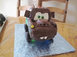 Mater Cake tutorial.  So cute!