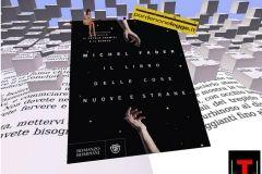 Domenica 20 settembre, ore 16:30 Piazza San Marco Il libro delle cose nuove e strane Incontro con Michel Faber. Presenta Masolino D'Amico ** http://www.libriamotutti.it/ ** #pnlegge2015