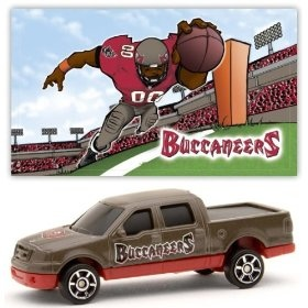 1000  images about Tampa Bay Buccaneers Diecast Cars NFL on Pinterest  Cars, Trucks and White roses