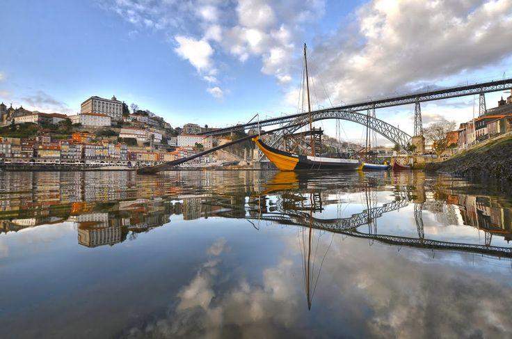 *Reflexos, Douro*
