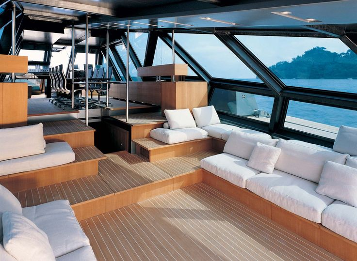 Give other Billionaires a stroke as you speed by at over 60 knots (70 mph) in a 110', 17,000 horse power yacht. At full throttle, the Wally Power 118 will use 15 gallons per mile but when you're having this much fun, it's so hard to care. The boat itself will set you back a cool $33,000,000.