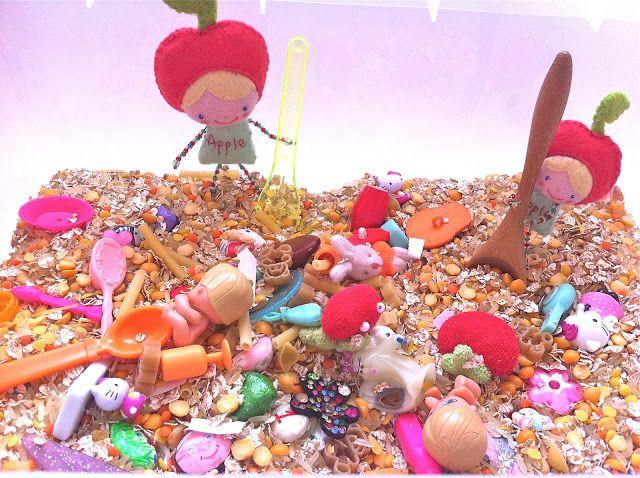 Apple and apple: Поиск сокровищ или отличная игра для детей