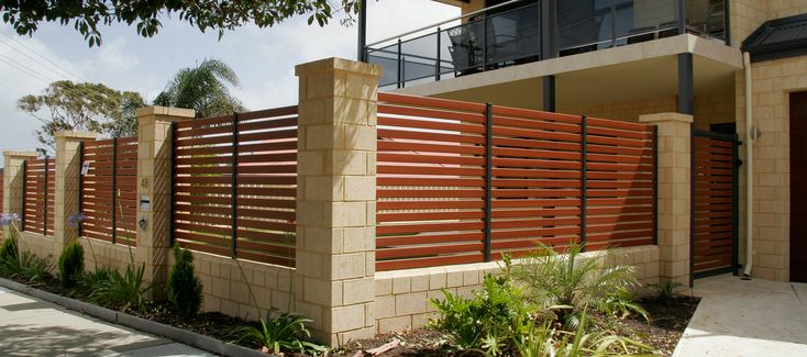 17 Best Images About Fence On Pinterest