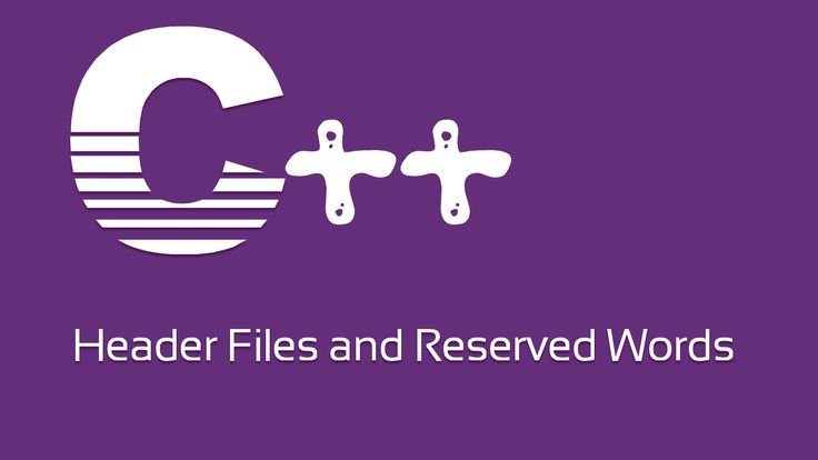 What is Header files and Reserved words in C - Podina Tutorials