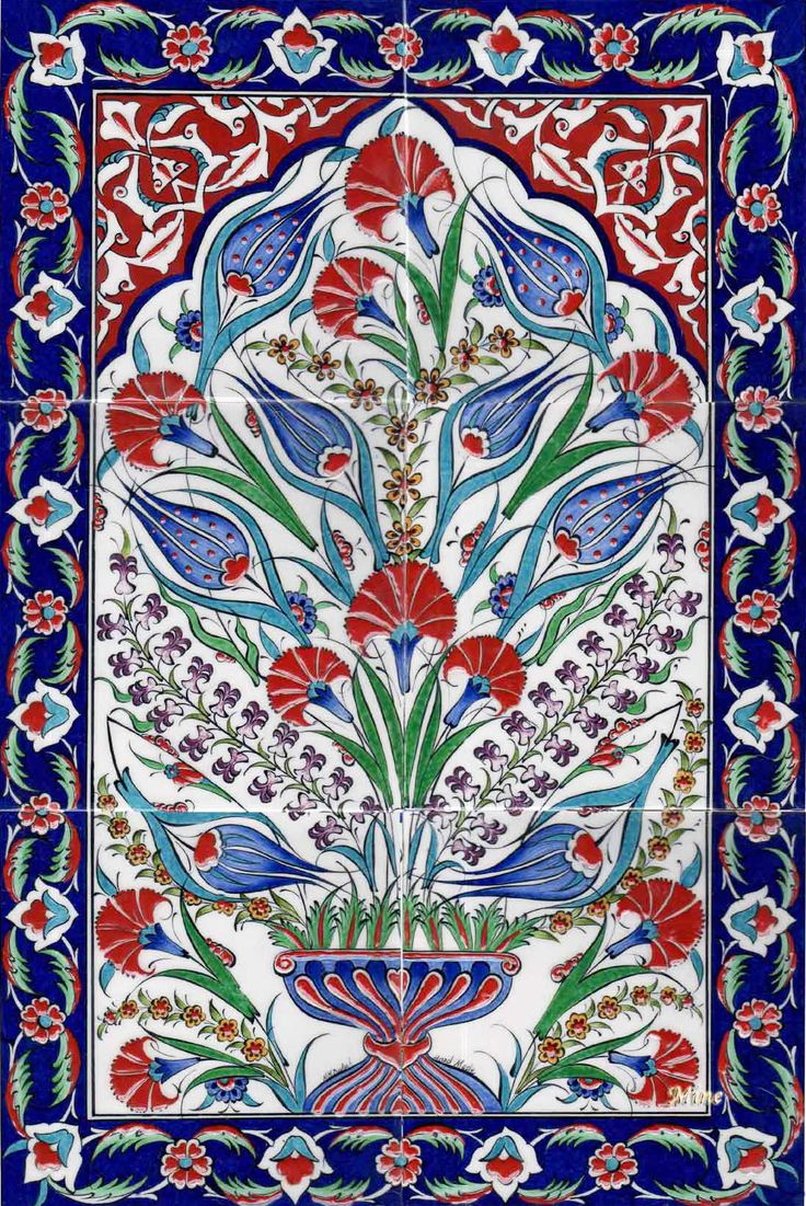129 best ceramic art images on pinterest islamic art turkish ceramic tiles and panels ini karo ve panolar dailygadgetfo Gallery