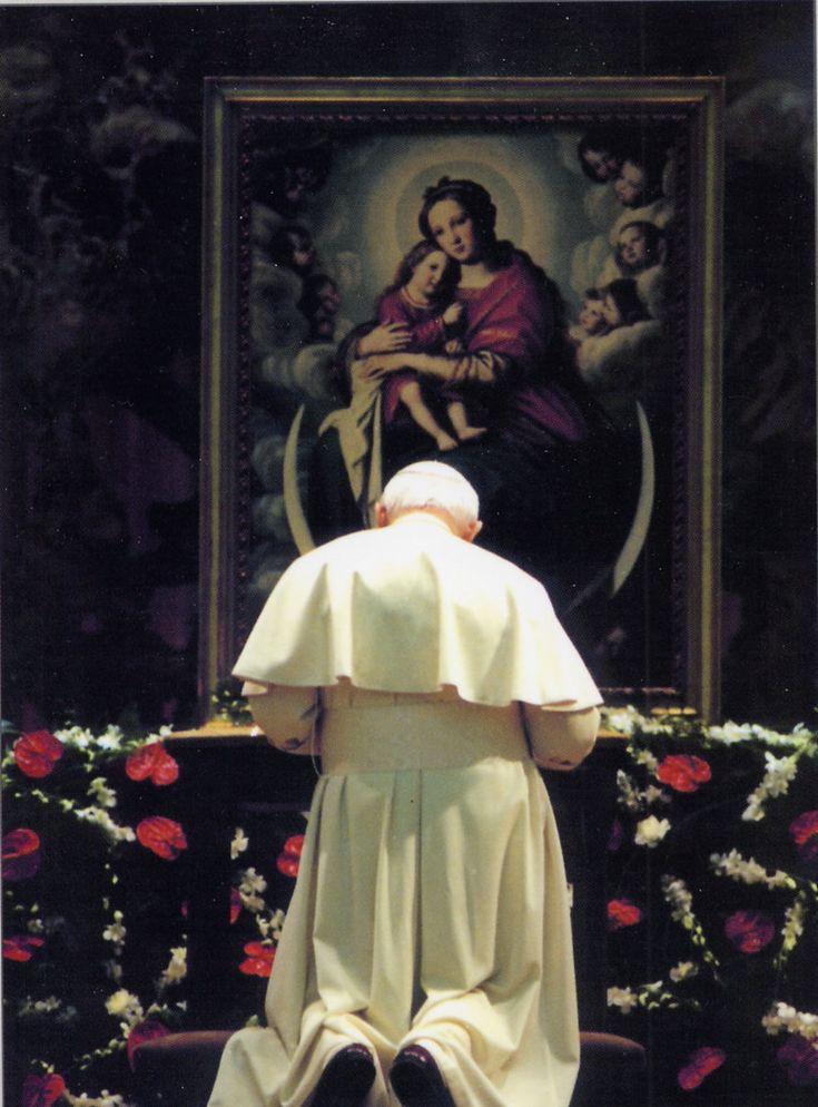 Beato Juan Pablo II / Fiesta: 22 de octubre: