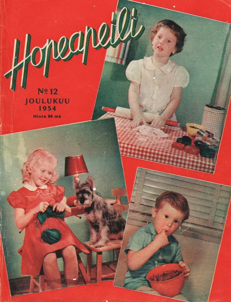 Hopeapeili nro 12/1954