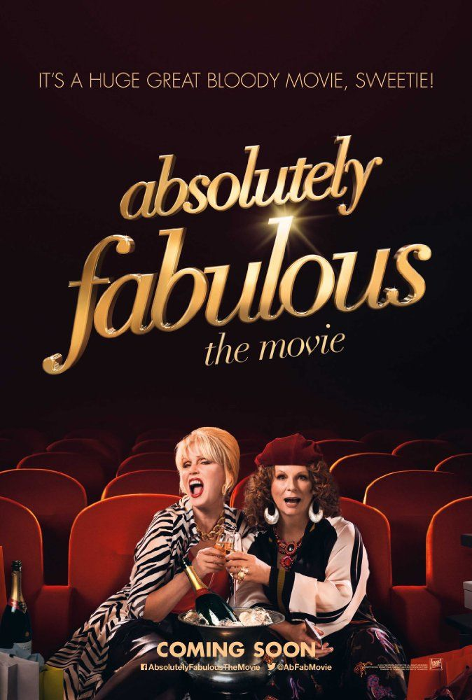 Watch Absolutely Fabulous: The Movie (2016) Movie Online Free