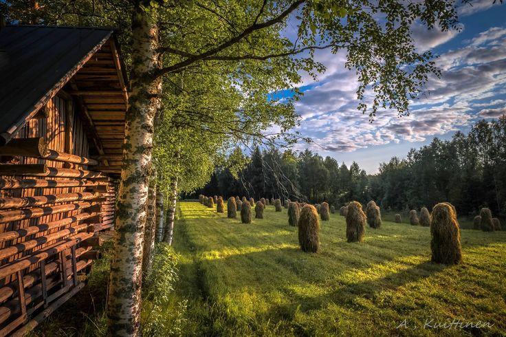 Finland by Asko Kuittinen