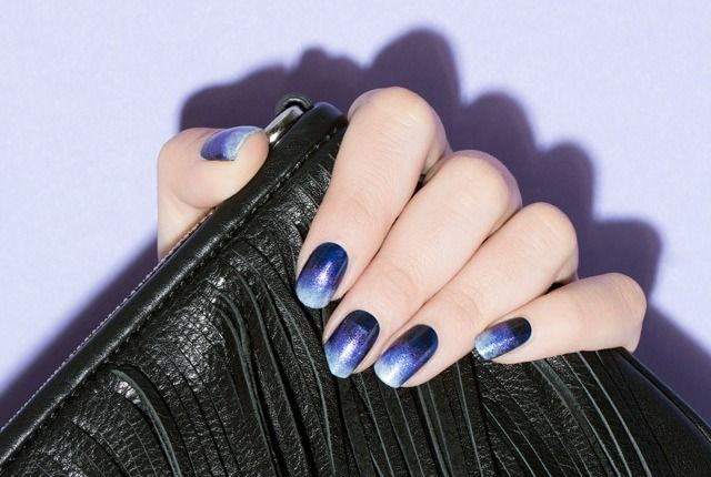 Nail Art Tutorial: Fall into Ombré