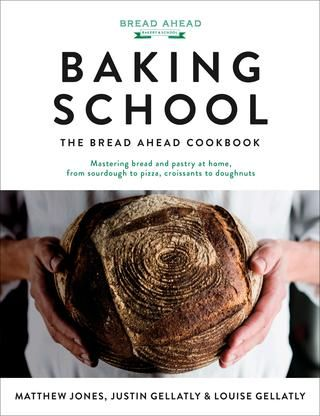 Baking School: The Bread Ahead Cookbook  From the co-founder and head baker of London's famous Bread Ahead bakery and baking school, this is everything you need to know about creating perfect bakes from around the world in your own home…  Baking School: The Bread Ahead Cookbook by Matthew Jones, Justin Gellatly and Louise Gellatly is published by Fig Tree on 1st September 2017, priced £25.