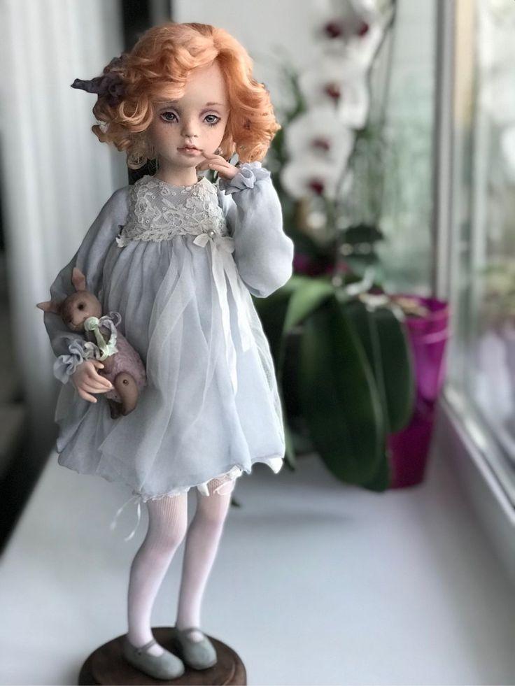 Куклы авторские работы мастеров фото
